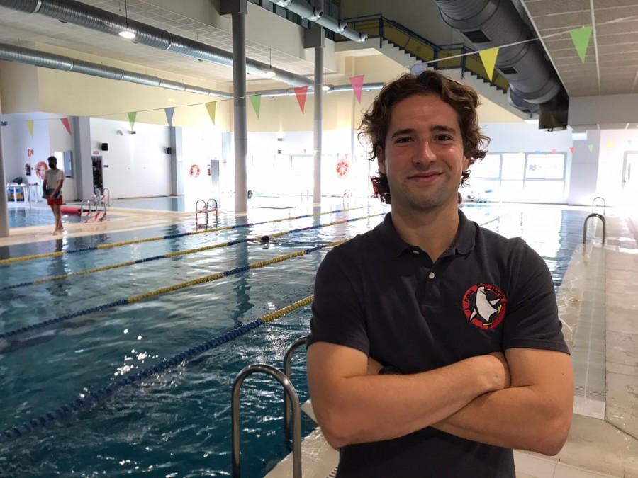 Alejandro Barral Galve - instructor de salvamento, socorrismo y natación en Aguanorte