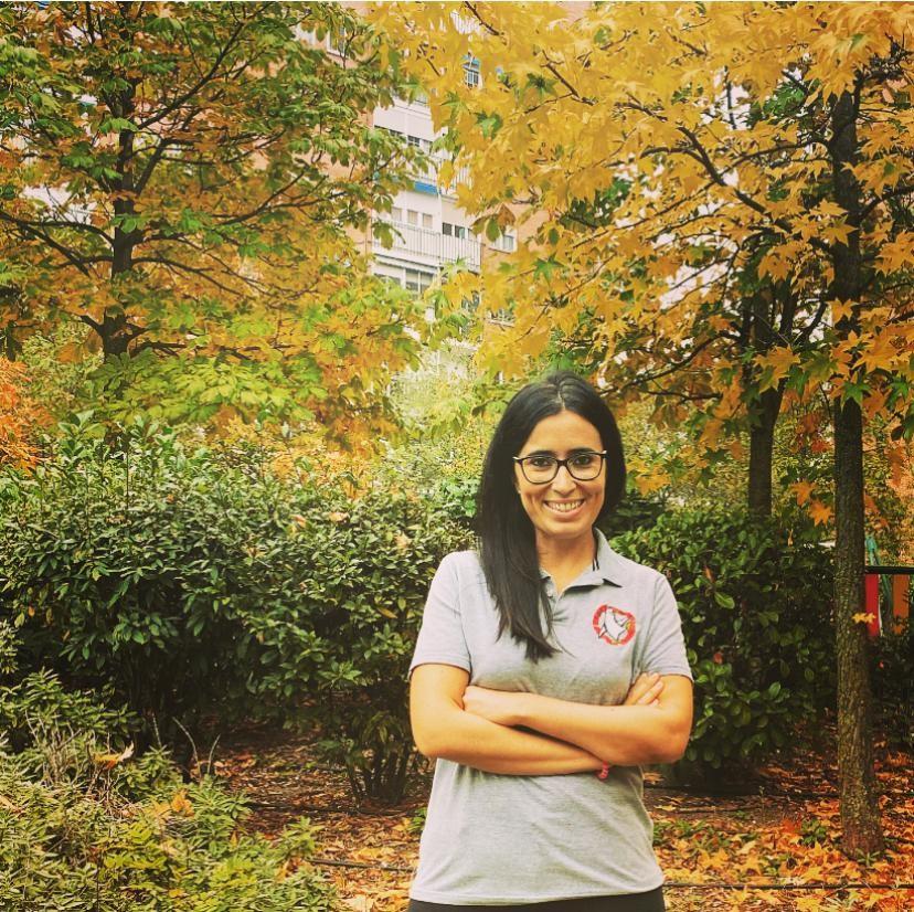María Leal - enfermera y profesora de primeros auxilios en AguaNorte