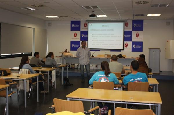 Instructores SVB+DESA Juan Antonio