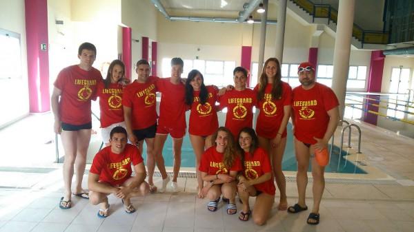 Curso monitor de natación en Madrid